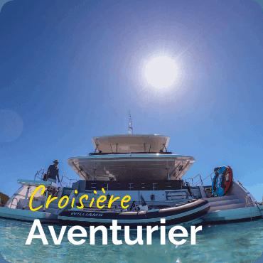 Location de catamaran pour croisière d'Aventure aux Bahamas
