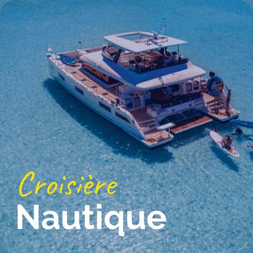 Location de catamaran pour croisière d'activités nautiques aux Bahamas   Bateau de Marc Saulnier   Serenity Navigation